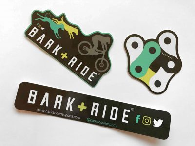 Stickers for collectors, covering your vans, cars and bikes