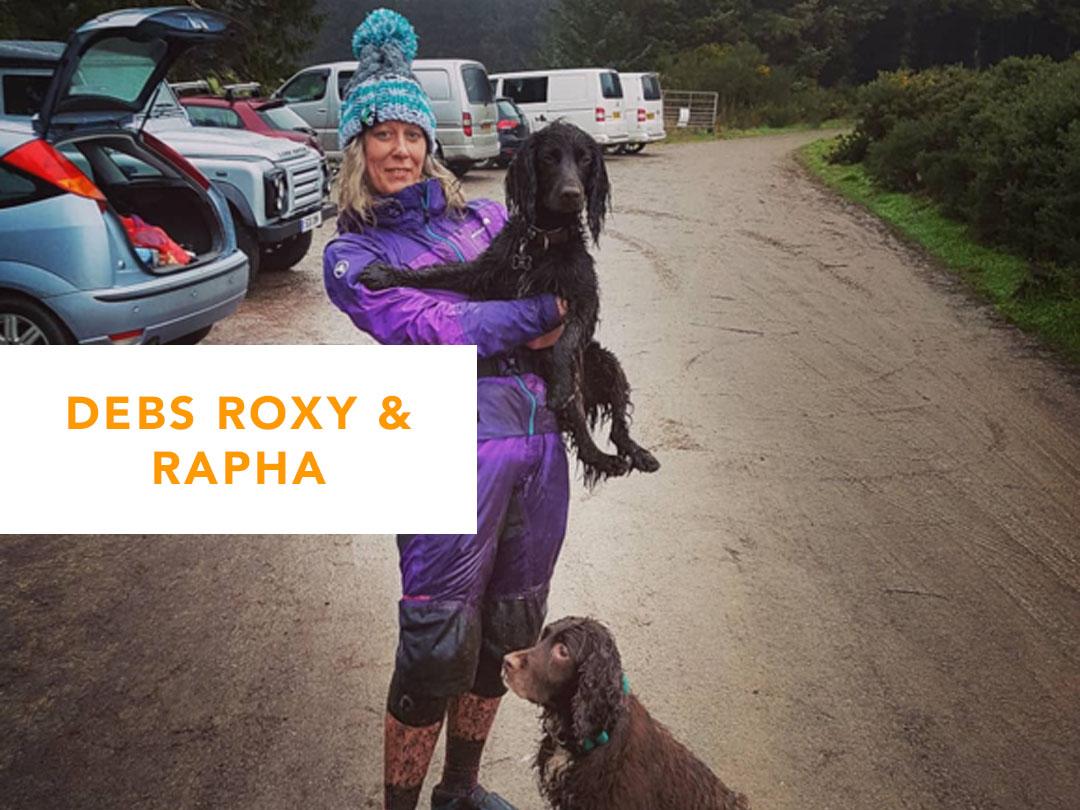 Ambassadors Debs Roxy & Rapha