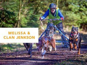 Ambassadors Melissa & Clan Jenkson