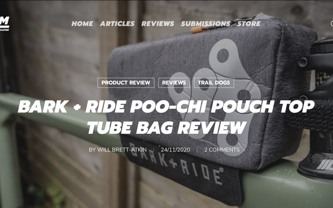 ONE TRACK MIND POO-CHI POUCH REVIEW