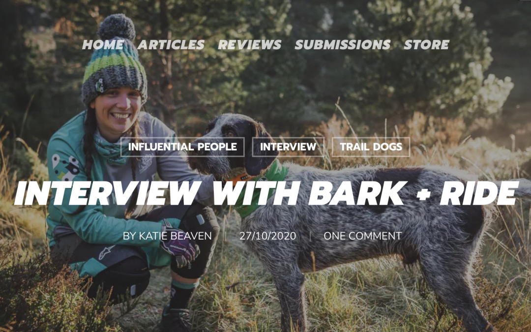 The face behind the brand, find out more about why our founder, Kaz started Bark + Ride